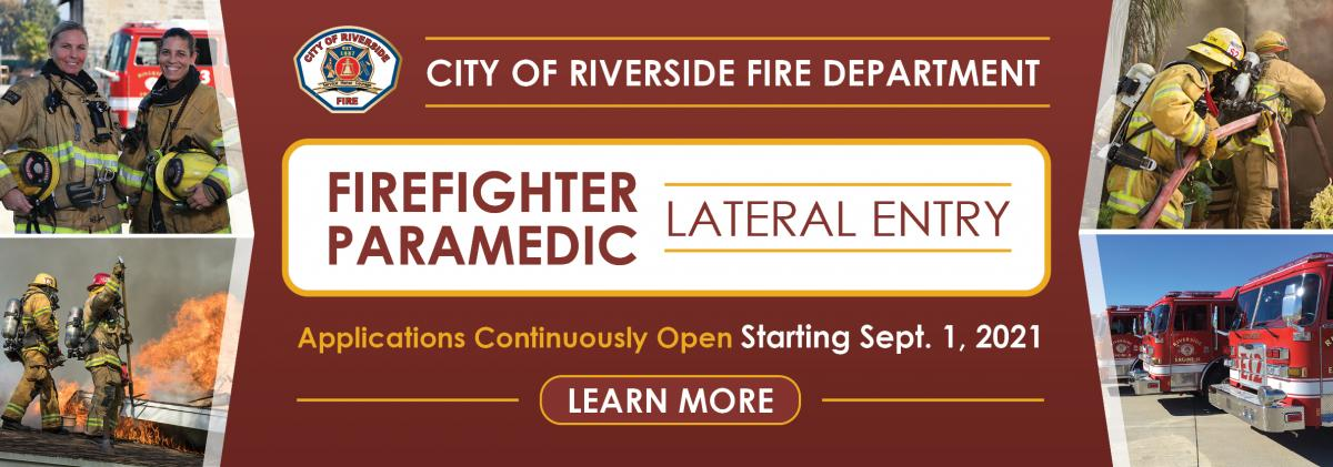 Lateral Firefighter RPD