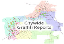 Click to View Citywide Graffiti Reports