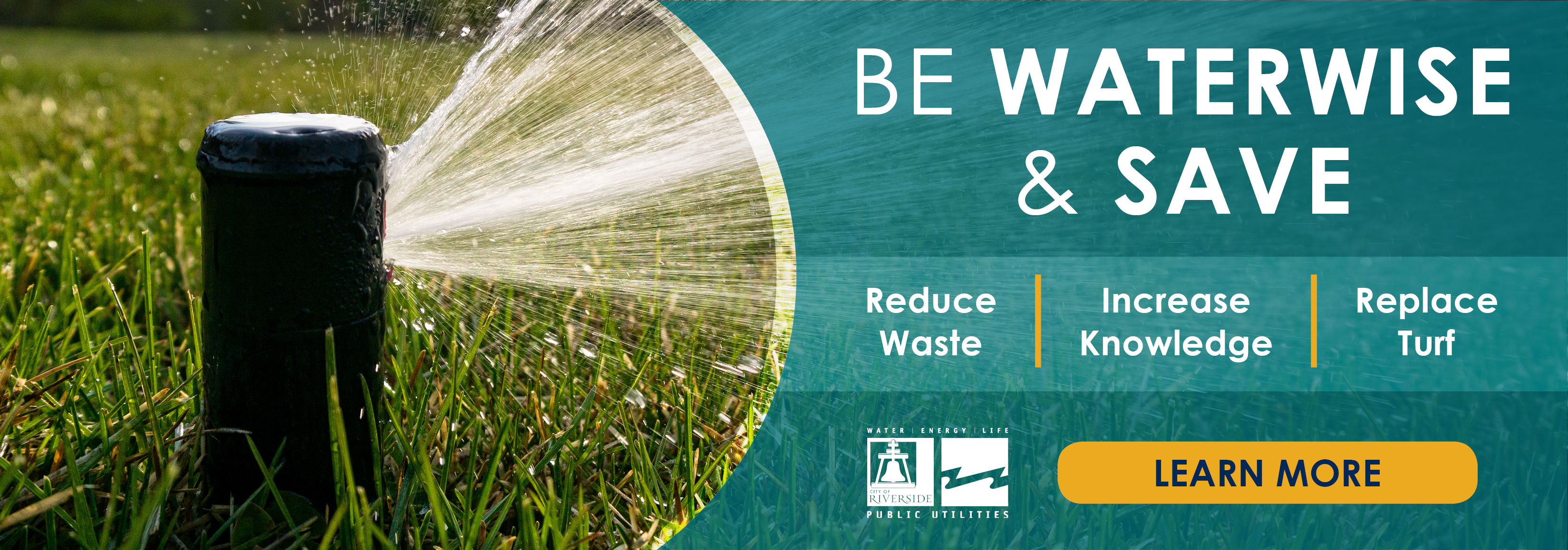 Be Waterwise