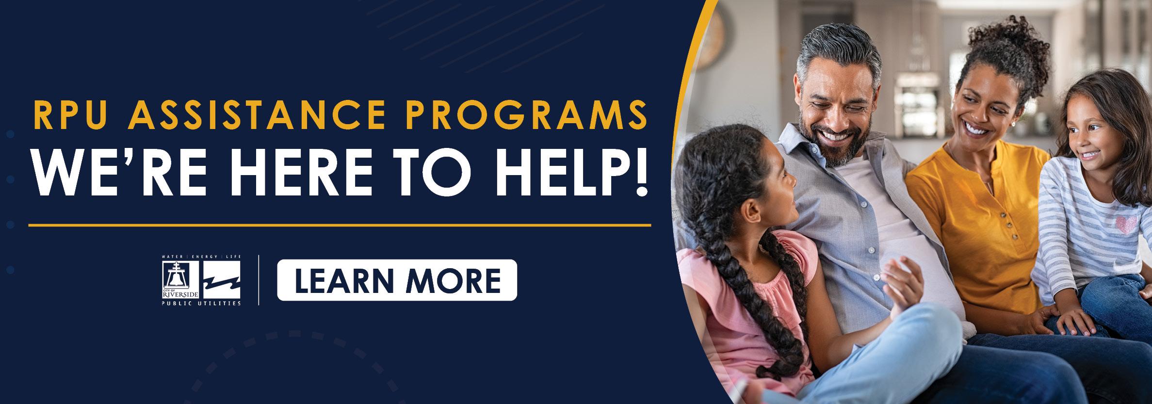RPU Assistance Programs