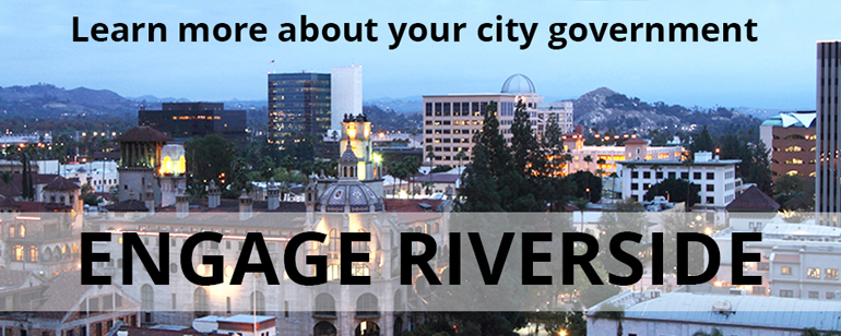 Engage Riverside Homepage