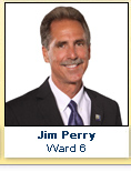 Jim Perry, Ward 6