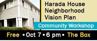 Harada House Workshop