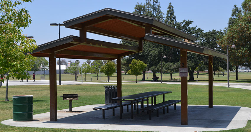 Picnic Shelters Parks Recreation And Community Services