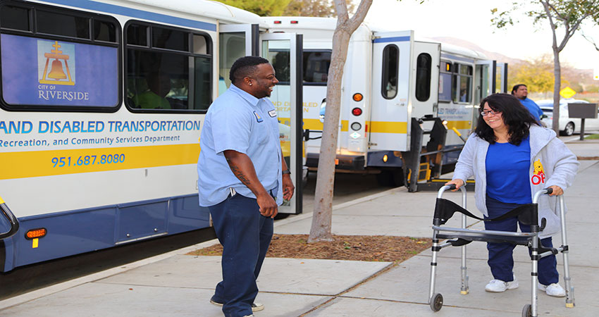 Special Transportation For Seniors And Disabled Parks