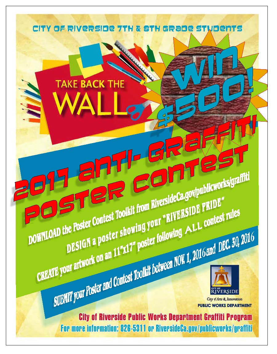 Poster Contest Toolkit Cover