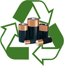 How To Dispose Of Batteries >> Riverside California City Of Arts Innovation Trash Recycling