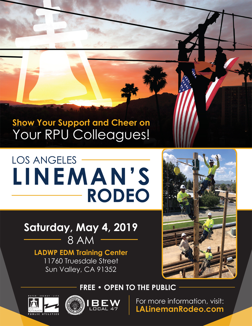 Lineman's Rodeo Flyer