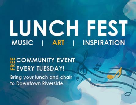 Lunch Fest Free Community Event
