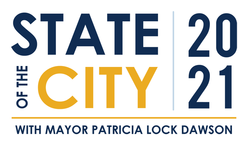 State of the City 2021 with Mayor Patricia Lock Dawson