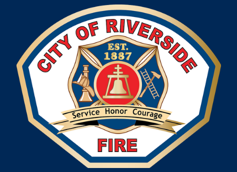 Riverside Fire Department Logo